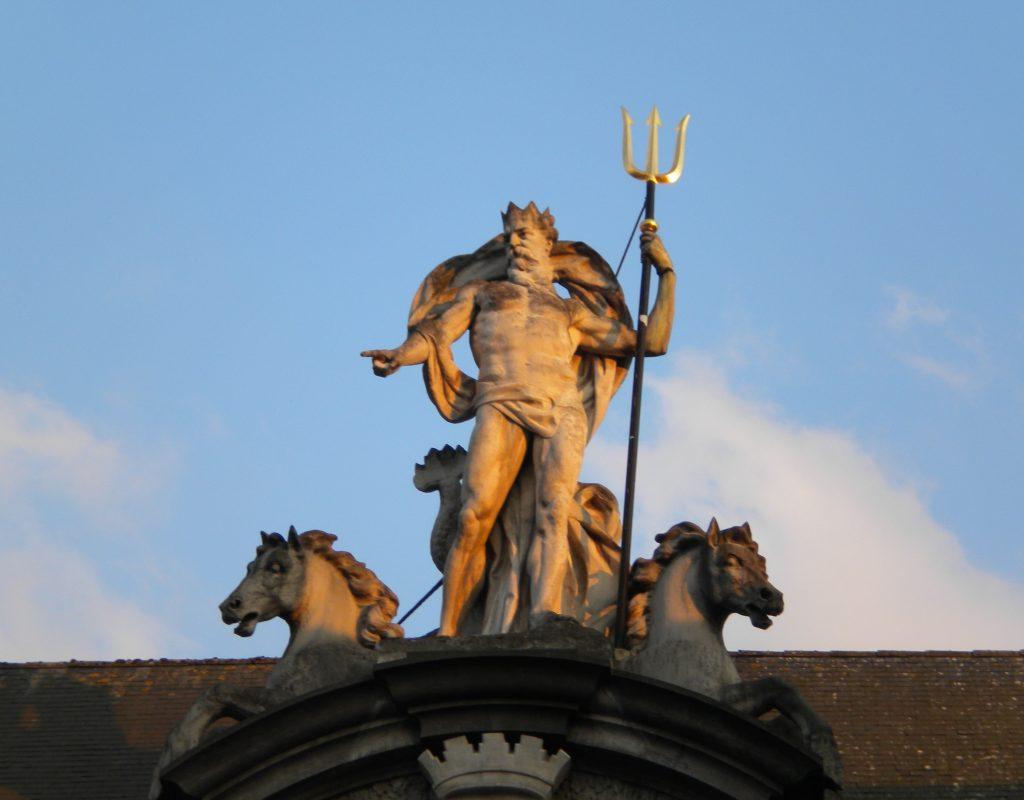 Neptune - Marché aux Poissons Gand