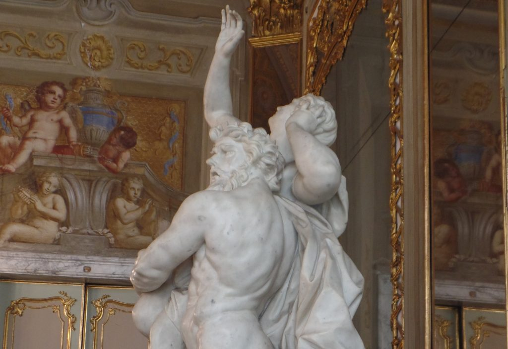 Pluton, Rapt de Proserpine, Palazzo Reale, Gênes