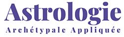 Astrologie Archétypale Appliquée Logo Texte