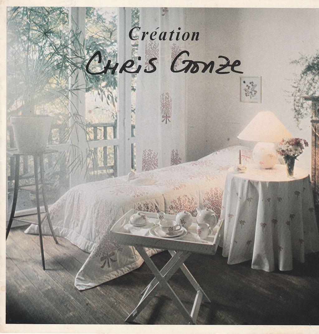 Création Chris Gonze