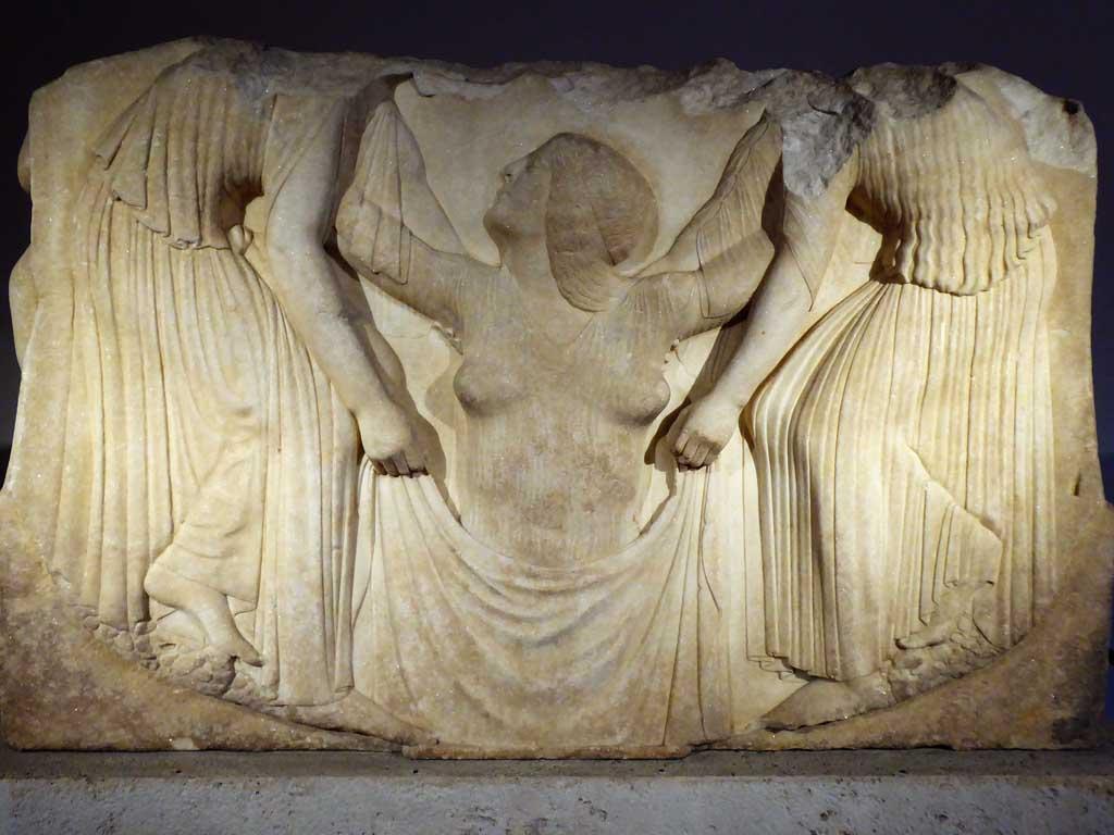 Naissance de Vénus, Museo Palazzo Altemps, Roma