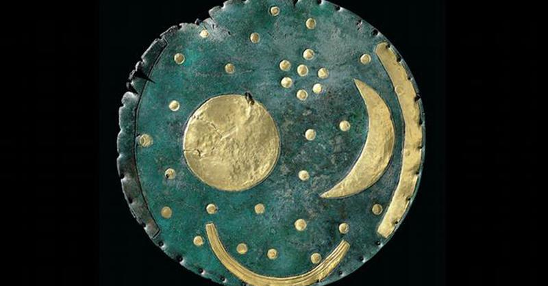 La plus ancienne représentation du Cosmos connue à ce jour